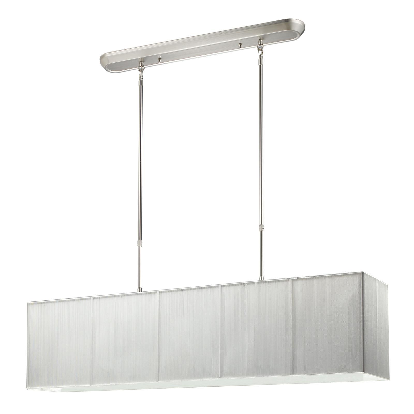 Pool Table Lights BilliardLux - Contemporary pool table light fixtures