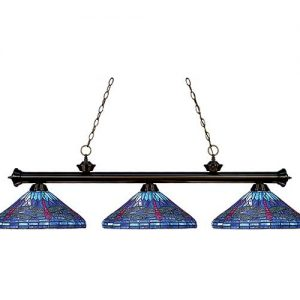 """59"""" Dragonfly Pool Table Light"""