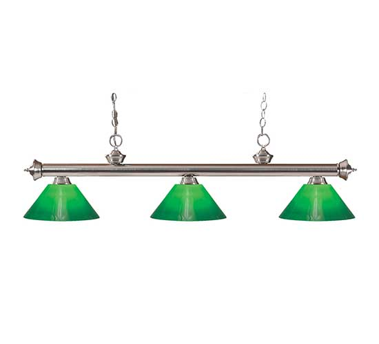 57 green and glass shade pool table light billiardlux 57 green and glass shade pool table light greentooth Choice Image