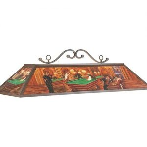 48″ Pool Hall Billiard Light