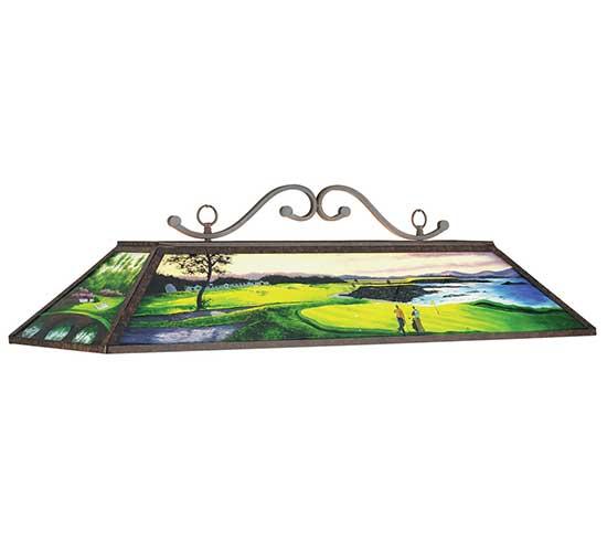 Golf Pool Table Light