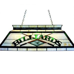 Green 4 Light Pool Cue Billiard Table Light - z42-25-04