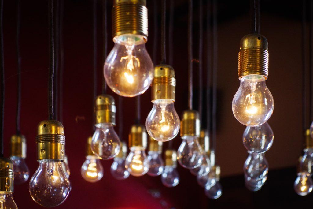 modern vs contemporary lighting defined image