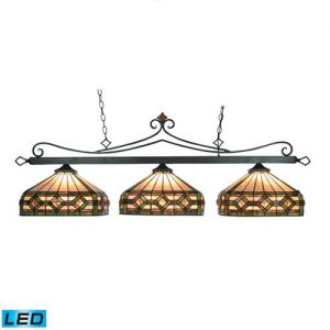 Antique pool table lights billiardlux tiffany pool table lights keyboard keysfo Images