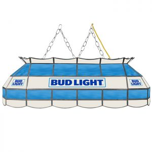 Bud Light Pool Table Light 40 Inches