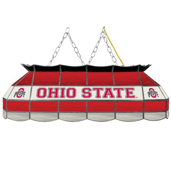 Ohio State Pool Table Light Fixture