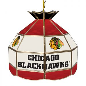"16"" NHL Chicago Blackhawks® Pool Table Light"