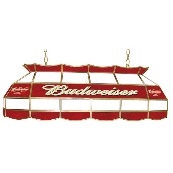 Budweiser pool table light image